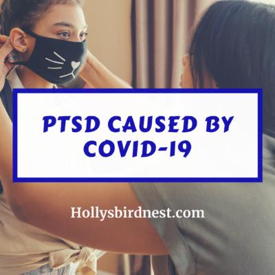 TEPT e COVID-19 | Ninho de pássaro de Holly 10